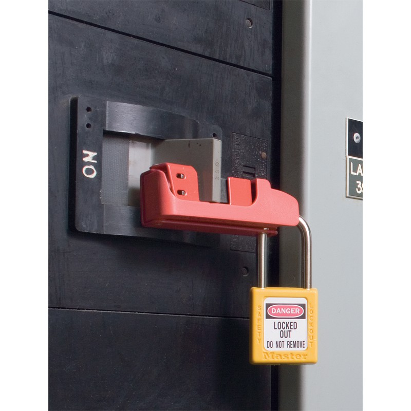 Grip Tight Circuit Breaker Lock Out 491b 2safe