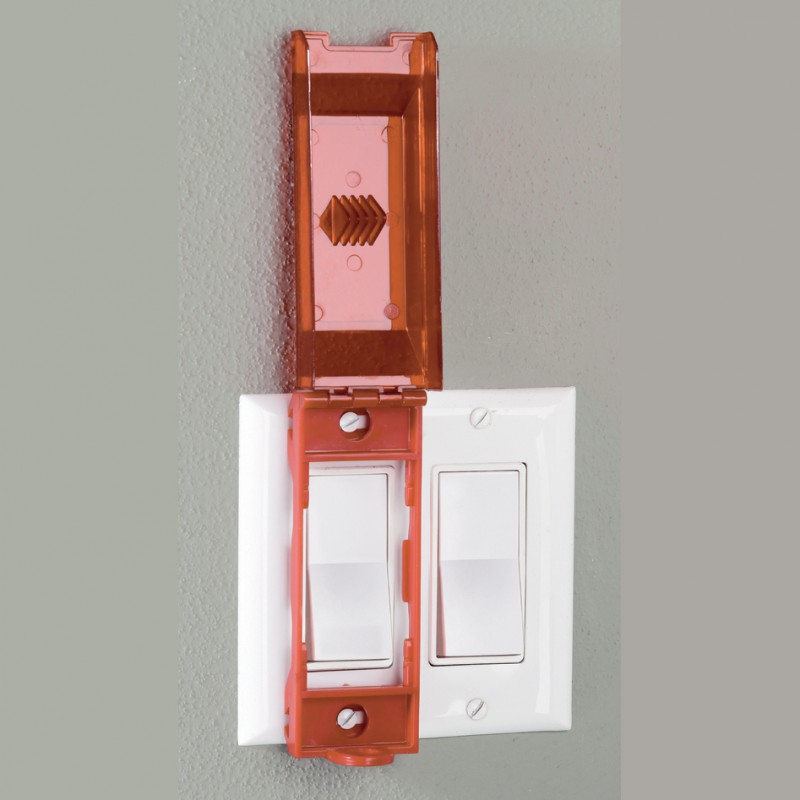 Universal Wall Switch Lock Out 496b 2safe Industrial